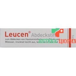 Leucen Abdeckstift Hell 10г