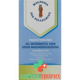 МагнезияС Пеллегрин шипучий порошок вкусаниса 125 грамм