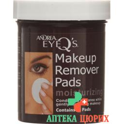 Andrea Eye Makeup Remover Pads 65 штук