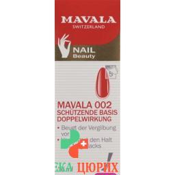 Mavala 002 Schutzende Nagellackbasis 10мл