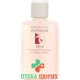 Intercosma Nagellack Entferner 100мл