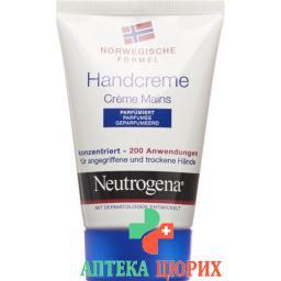 Neutrogena крем для рук Parfumiert 50мл