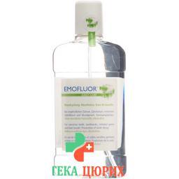 Emofluor ополаскиватель для полости рта 500мл