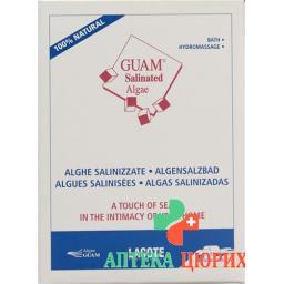 Guam Bagno Algensalzbad Basisch 1кг