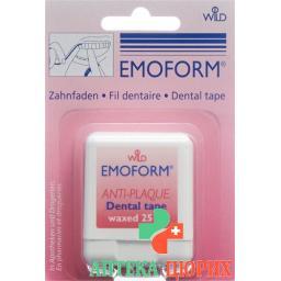 Emoform Tape 25m Gewachst