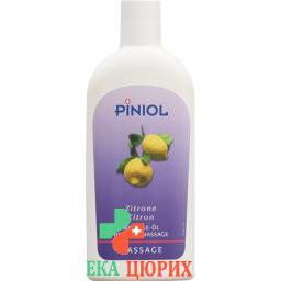 Пиниол Лимон массажное масло 250 мл