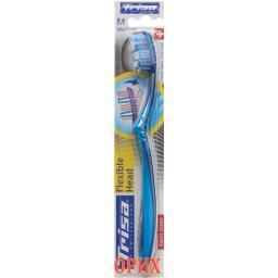 Trisa Flexiblehead3 зубная щётка Medium