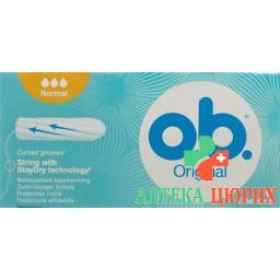 Ob Tampons Normal 16 штук