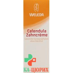 Weleda зубная паста Calendula 75мл
