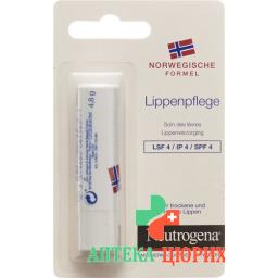 Neutrogena Lippenpflege Classic LSF 4 4.8г