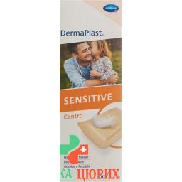Dermaplast Sensitive Centro Strip 4x6см Hf 100 штук