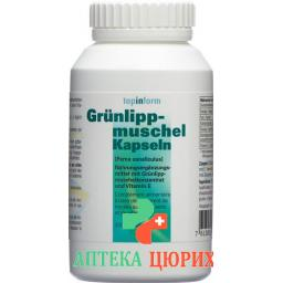 Alpinamed Grunlipp Muschel Kapseln 400мг 200 штук