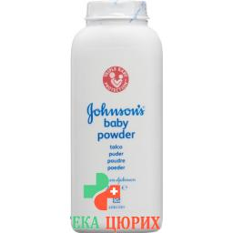 Johnsons Baby Puder 200г