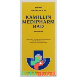 Камиллин Медиафарм жидкость для ванн 40 мл10 пакетиков
