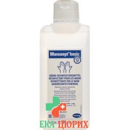 Manusept Basic Handedesinfektion бутылка 500мл