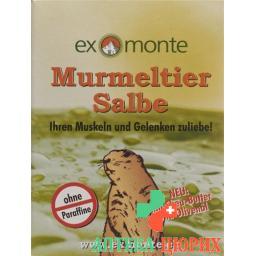 Exmonte Murmeltier мазь Topf 100мл