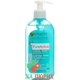 Garnier PureActive Reinigendes гель мытья 200мл