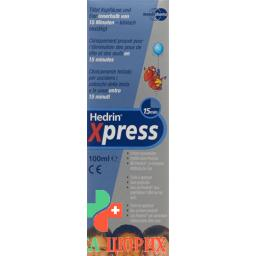 Hedrin Xpress бутылка 100мл