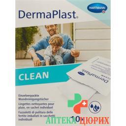 Dermaplast Clean 10 Wundreinigungstucher