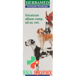 Herbamed Veratrum Album Comp Ad Us Vet 50мл