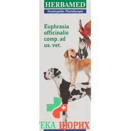 Herbamed Euphrasia Officinal Comp Ad Us Vet 50мл