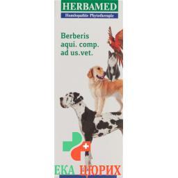 Herbamed Berberis Aquifolium Comp Ad Us Vet 50мл
