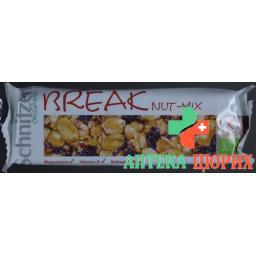 Schnitzer Break Nut-Mix 24x 40г