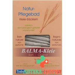 Бальма средство для купания из натуральных отрубей 18 пакетиков по 35 грамм