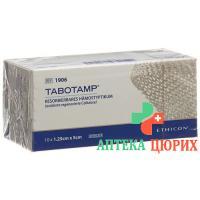 Tabotamp Original Resorbierbares Hamostyptikum 5x1.25см 10 штук