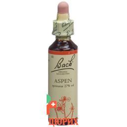 Bachbluten Aspen Nr. 2 жидкость 20мл