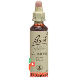 Bachbluten Agrimony Nr. 1 жидкость 20мл