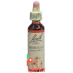 Bachbluten Mimulus Nr. 20 жидкость 20мл