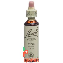 Bachbluten Vine Nr. 32 жидкость 20мл
