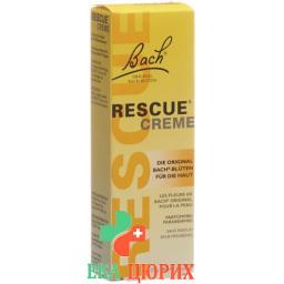 Bachbluten Rescue крем 30мл