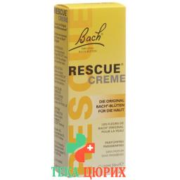 Bachbluten Rescue крем 50мл