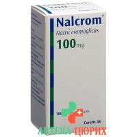 Налкром 100 мг 100капсул