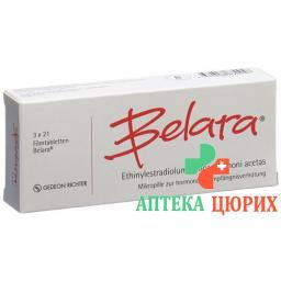 Белара 3 x 21 таблетка
