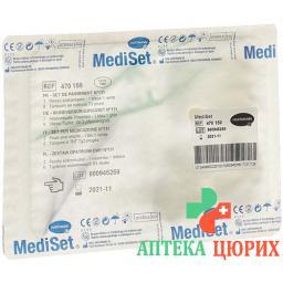 Mediset Verbandwechsel Set Nr 131 1 пакетиков