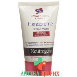 Neutrogena крем для рук Unparfumiert 50мл