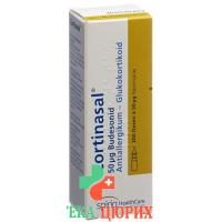 Кортиназал 50 назальный спрей 200 доз по 0,05 мг