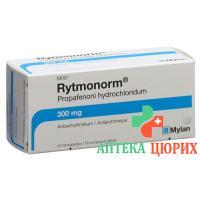 Ритмонорм 300 мг 50 таблеток покрытых оболочкой
