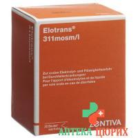 Элотранс 20 пакетиков