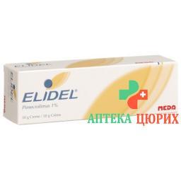 Элидел крем 1% 30 грамм