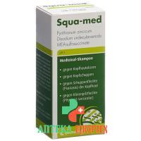 Squa-Med PH 5 60 ml Medizinal Shampoo
