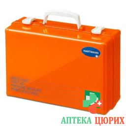 IVF Vario 2 Verbandkoffer Leer Orange