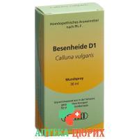Phytomed Gemmo Besenheide жидкость D 1 30мл
