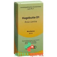 Phytomed Gemmo Hagebutte жидкость D 1 30мл