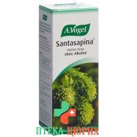 А. Фогель Сантасапина сироп от кашля без спирта 200 мл