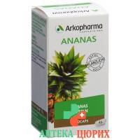 Arkogelules Ananas в капсулах 45 штук