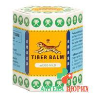 Тигровый бальзам белая мазь мягкая 30 грамм